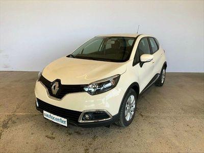 brugt Renault Captur CapturdCi 90 Expression Van