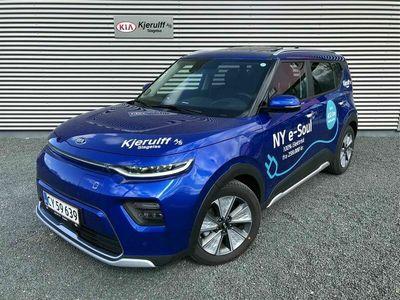 brugt Kia Soul EV Premium Luxury