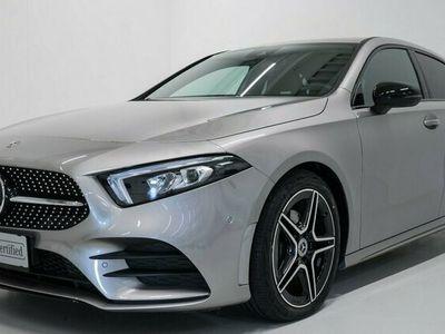 brugt Mercedes A200 d AMG Line aut. 2020