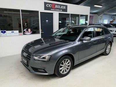 brugt Audi A4 2,0 TDi 177 Avant quattro S-tr.