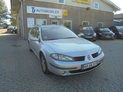 second-hand Renault Laguna II 1,9 dCi 105 Dynamique stc.