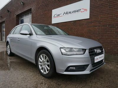 usado Audi A4 2,0 TDi 150 Business Avant Multitr