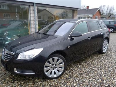 brugt Opel Insignia Sports Tourer 2,8 Cosmo 4x4 260HK Stc 6g