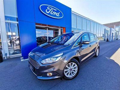 brugt Ford S-MAX 2,0 TDCi Titanium Powershift 180HK 6g Aut.
