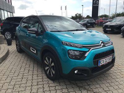 brugt Citroën C3 1,5 Blue HDi Shine 100HK 5d A++