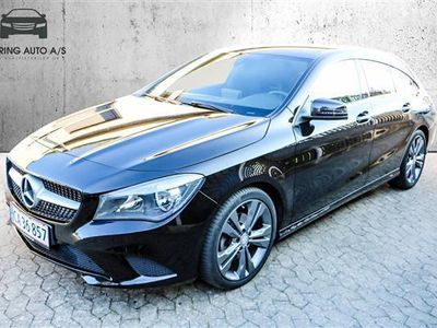 käytetty Mercedes CLA200 Shooting Brake 1,6 156HK Stc 6g - Personbil