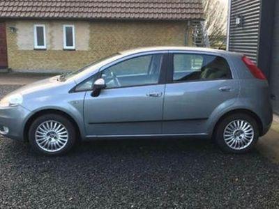 brugt Fiat Punto 1,4 5d