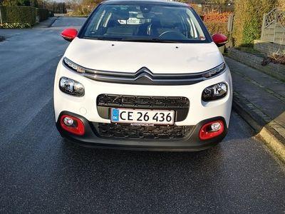 brugt Citroën C3 1.2 PureTech 110 hk 5DPure Tech