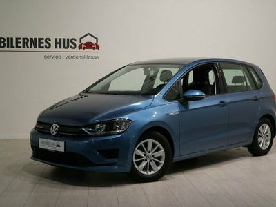 used VW Golf Sportsvan 1,6 TDi 110 BlueMotion