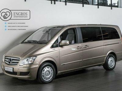gebraucht Mercedes Viano 3,0 CDi Trend aut. lang