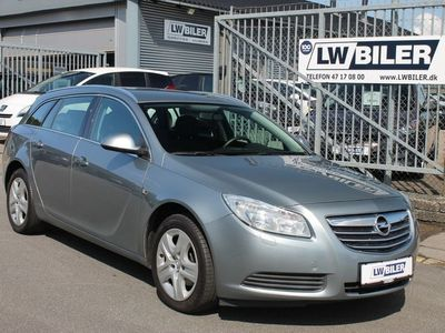 brugt Opel Insignia 2,0 CDTi 130 Edition ST eco