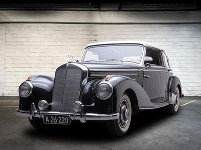 brugt Mercedes 220 (W187) cabriolet