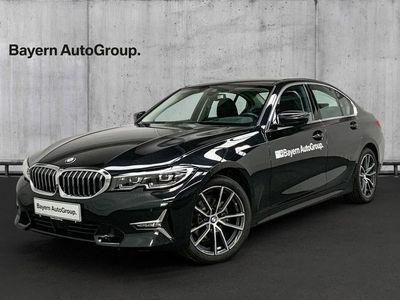 brugt BMW 320 d 2,0 Luxury Line aut.