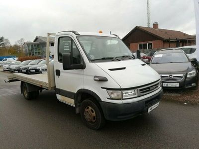 brugt Iveco Daily 3,0 35C17 3450mm Lad
