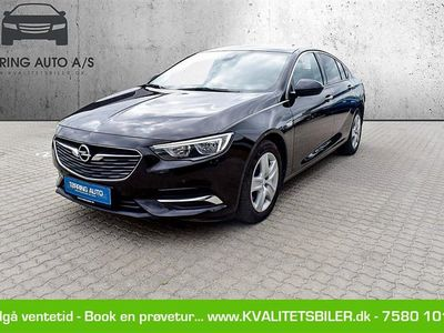 brugt Opel Insignia Country Tourer Grand Sport 1,5 Dire Injection Turbo Enjoy Start/Stop 140HK 5d 6g - Personbil - sortmetal