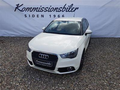 brugt Audi A1 1,6 TDI DPF Attraction 105HK 3d