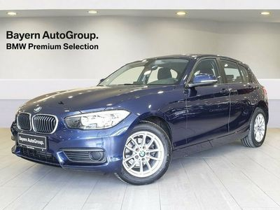 second-hand BMW 118 i 1,5 aut.
