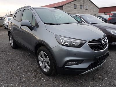 used Opel Mokka X 1,6 CDTI Enjoy Start/Stop 110HK 5d 6g