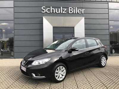 used Nissan Pulsar 1,2 Dig-T Visia 115HK 5d 6g 1,2