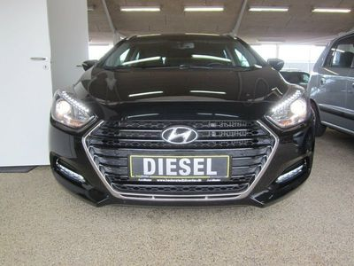 brugt Hyundai i40 1,7 CRDi 141 Trend CW DCT