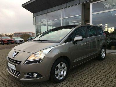 brugt Peugeot 5008 2,0 HDi 150 Premium