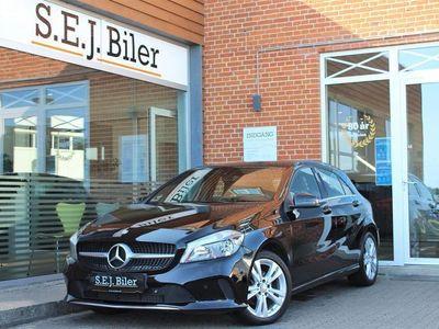 brugt Mercedes A200 d 2,1 CDI Urban 136HK 5d 6g A+