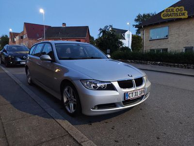 brugt BMW 320 E91 d