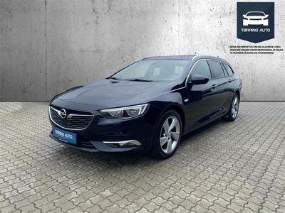 brugt Opel Insignia Sports Tourer 2,0 CDTI Dynamic Start/Stop 170HK Stc 8g Aut. - Personbil - Mørkblåmetal