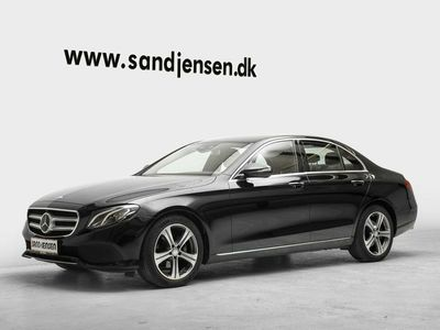 used Mercedes E220 2,0 Avantgarde aut.