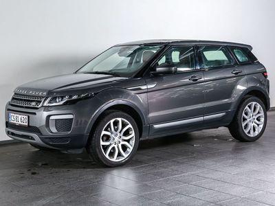 brugt Land Rover Range Rover evoque 2,0 TD4 150 SE aut.