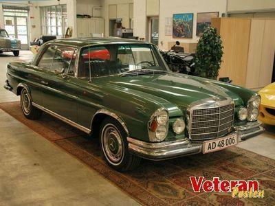 brugt Mercedes 280 SE 3.5 Coupe (W111)