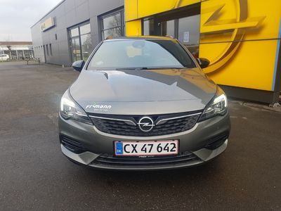 brugt Opel Astra Sports Tourer 1,5 Turbo CityLine 105HK Stc 6g A++