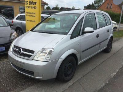 brugt Opel Meriva 1,7 DTi 100 Activan