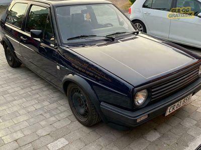 brugt VW Golf II sælges!