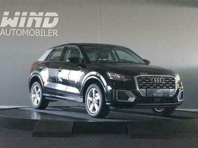 brugt Audi Q2 1,6 TDI Sport S Tronic 116HK 5d 7g Aut.