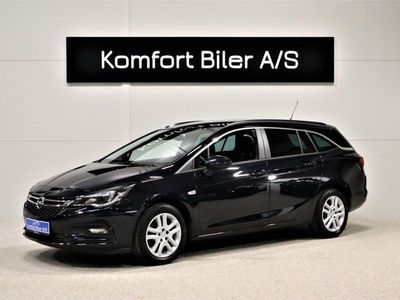 brugt Opel Astra 150 Excite ST 1,4