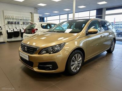 used Peugeot 308 SW 1,6 BlueHDi Selection Sky 120HK Stc 6g