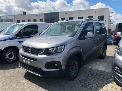 brugt Peugeot Rifter L1 1,5 BlueHDi Allure 100HK Van