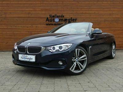 brugt BMW 435 i 3,0 Cabriolet aut.