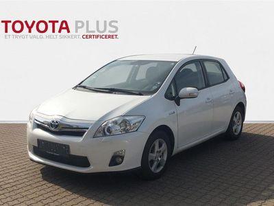 brugt Toyota Auris 1,8 B/EL HSD 136HK 5d Aut.
