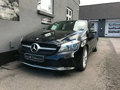 used Mercedes A200 d 2,2 Urban aut.