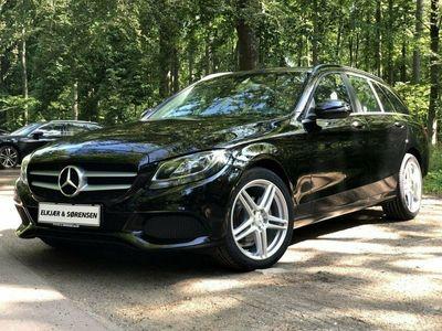 brugt Mercedes C180 1,6 stc. aut.
