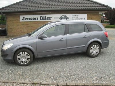 brugt Opel Astra 9 CDTi 120 Enjoy Wagon