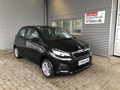 second-hand Peugeot 108 1,0 e-Vti Active 69HK 5d
