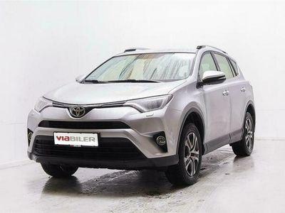 brugt Toyota RAV4 2,0 D-4D T2 4x2 143HK 5d 6g
