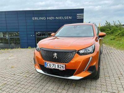 brugt Peugeot 2008 1,5 BlueHDi Edition 210+ EAT8 130HK 5d 8g Aut. 28,9km/l
