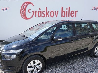 brugt Citroën Grand C4 Picasso 1,6 e-HDi 115 Exclusive ETG6