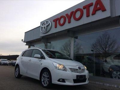 gebraucht Toyota Sportsvan 2,2 D-4D D-CAT T3+ 150HK Van 6g Aut.