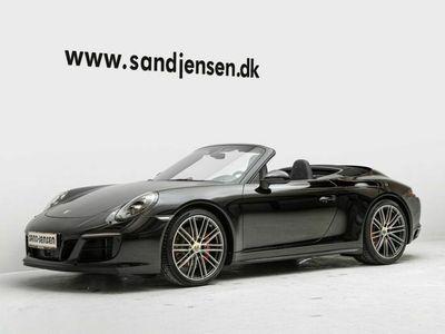 brugt Porsche 911 Carrera 4 Cabriolet GTS 3,0 PDK