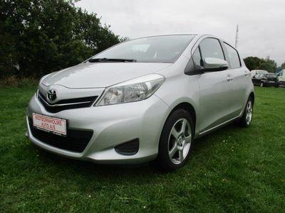 brugt Toyota Yaris 1,3 VVT-I T2 Touch 100HK 5d 6g
